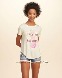 Hollister футболка