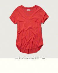 футболка Abercrombie&Fitch оригинал