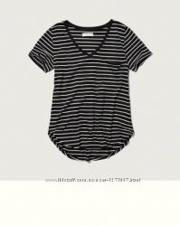 полосатая футболка Abercrombie&Fitch оригинал