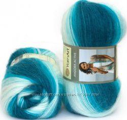 Пряжа Yarn Art  Angora Active