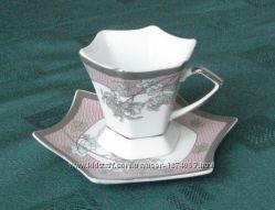 Продаю кофейные чашки из японского костяного фарфора