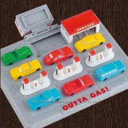 Бензоколонка настольная игра головоломка. Бесплатная доставка