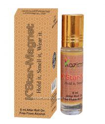 Масляные духи Kazima K&acuteStar-Magnet 8мл Индия