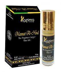 Масляные духи Kazima Mannat Al-Hind 8мл Индия