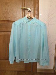 Блузы женские с длинным рукавом 50-52 размер