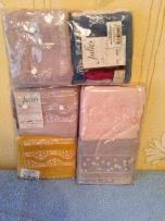 Полотенца   махровые- Julie - Bamboo -6 шт. - 100 бамбук
