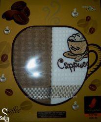 Набор полотенец для кухни Mariposa    кофе