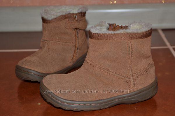Демисезонные ботиночки Stride Rite оригинал