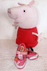 Туфельки для вашей малышки Свинка Пеппа