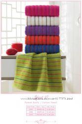 Махровые жаккардовые полотенца ERMET 70140
