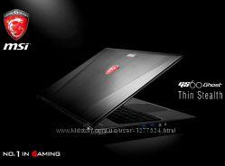 Ноутбук MSI GS60 6QEGhost Pro-098XPL