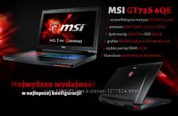 Ноутбук MSI GT72S 6QE Dominator Pro G -071PL