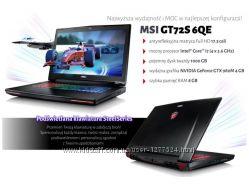 Ноутбук MSI GT72 6QE Dominator Pro -250XPL
