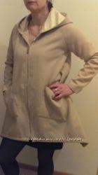 Стильное  пальто последний тренд