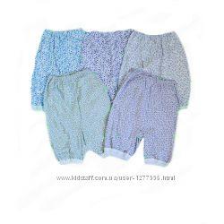 Панталоны длинные на резинке хб от 46 до 64 размера
