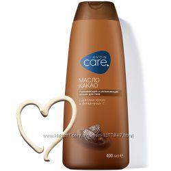 Лосьйон-догляд для тіла з маслом какао та вітаміном E