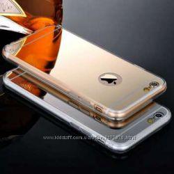 Распродажа Зеркальные чехлы на Iphone 5 5s, 6 6s, 6 plus, 6s plus