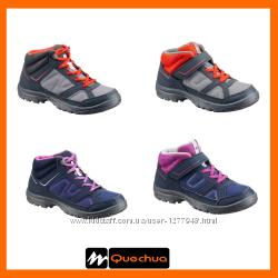 Демисезонные детские ботинки Quechua 25-38 размер