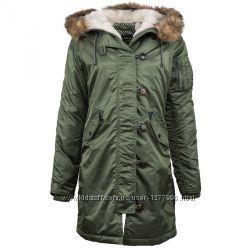 Женская куртка парка ELYSE PARKA Alpha Industries