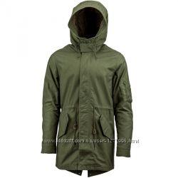 Мужская куртка M-59 Fishtail Alpha Industries Альфа индастриз