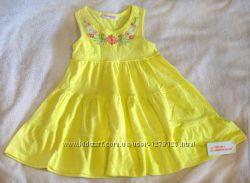 Платье нарядное для девочки, бренд Primark