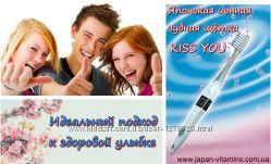 Японская ионная зубная щетка Kiss You