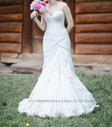 Свадебное платье Рыбка Ivaryв комплекте болеро для невесты от ТМ Maxima