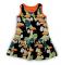 Платье детское Tukan, 3-4 года Турция, 1602-0020