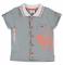 Рубашка для мальчика, Турция, 1 год, 5 лет 1602-0040