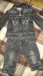 костюмчик джинс