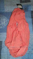 шарф абрикосовый