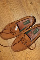 Туфли-Мокассины Clarks.
