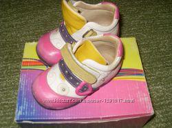 Ботинки для девочки 20р