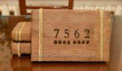 Зрелый Шу Пуэр 7562 в бамбуке 250 грамм
