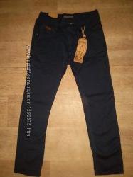 Польские коттоновые брюки на флисе