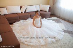 свадебное платье от натальи таушер