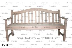 Скамейка с подлокотниками  Ск-1