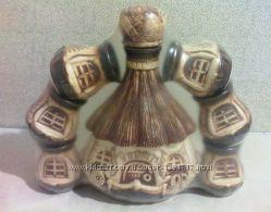 Набор для вина-коньяка керамический, подарочный