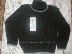 Вязаний свитер для мальчика