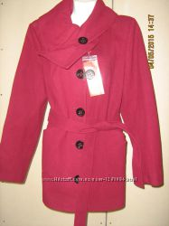 Пальто короткое кашемировое
