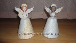 Ангел  бумажный поделка с детьми
