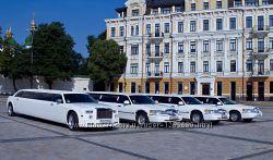 Лимузин на свадьбу Киев без посредников.