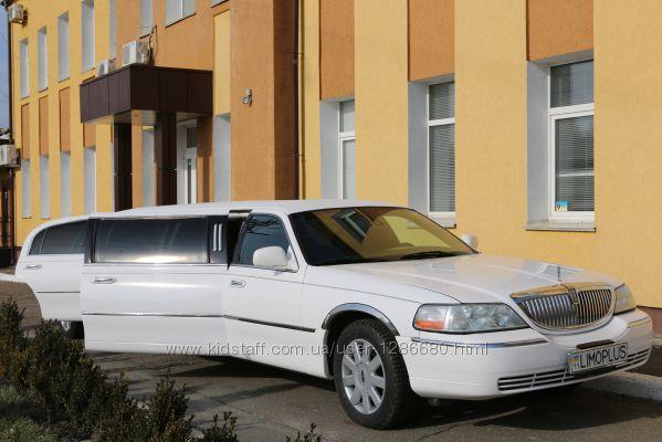 5-ти дверный Lincoln Town Car Limousine FEDERAL 2007 г. в
