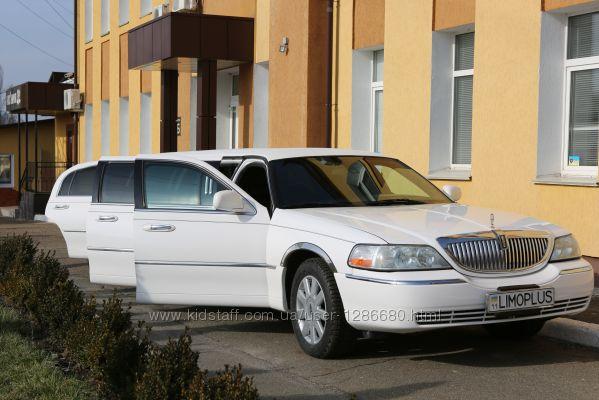 5-ти дверный Lincoln Town Car Limousine FEDERAL 2007 г. в.