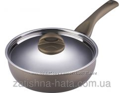 Сковорода глубокая 289, 1 см BERGNER BG 2472
