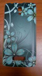 Чехол накладка со стразами Lenovo A2010   Подбор аксессуаров к мобильным и