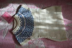 Платье свитер от Gloria Jeans