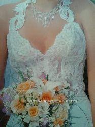 Красивое свадебное платье. Срочно