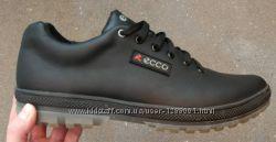 30cb3ade ECCO кожаные туфли осень из натуральной кожи ботинки обувь реплика