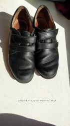 Туфли школьные натуральная кожа ТМ Braska